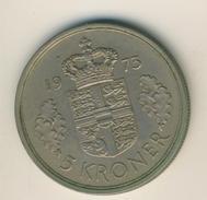 Dänemark Von 1973  5 Kronen  (48073) - Dänemark