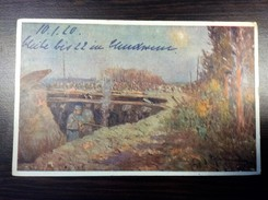 MILITARIA   MILITARY    WWI.  RED CROSS   ROTE KREUZ  NO. 438  UKRAINE - Rotes Kreuz