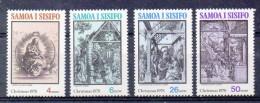 SAMOA   Timbres Neufs **   ( Ref 137 U ) Voir 2 Scans Noël - Queen Mother - Samoa