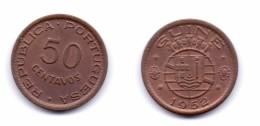 Guinea 50 Centavos 1952 - Guinea-Bissau