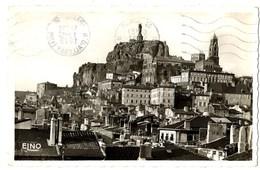 CPSM 43 Haute-loire Le Puy En Velay La Haute Ville - Le Puy En Velay