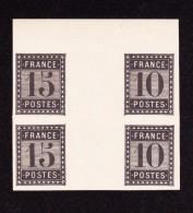 Cote 1600 € - Essai De L'imprimerie Nationale Bdf Superbe Et Signé Jacquart - Probedrucke