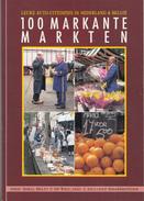 """Nederland - """"Shell Helpt U Op Weg""""- 100 Markante Markten - Deel 2 - Nieuw Exemplaar - Reiseprospekte"""
