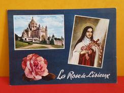 France > [14] Calvados > Lisieux > Religions > Christianisme > Sainte Thérèse > Eglises - Santi