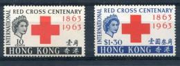 HONG KONG  Nº 210/11  Nuevo Sin Charnela  - 265 - Hong Kong (...-1997)