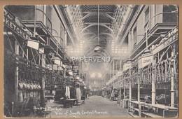 London SMITHFIELD Poultry Market Interior South Central Avenue   L398 - Autres