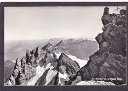 Antique Old Post Card Of Haute Cime,Chablais Alps,Valais, Switzerland.,J49. - LU Lucerne