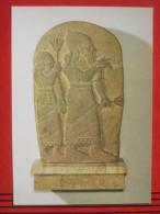 Berlin - Staatliche Museen - Vorderasiatisches Museum: Sam´al - Stele Eines Fürsten - Mitte