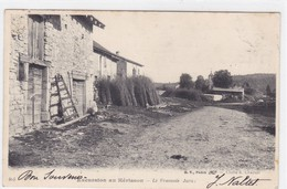 Jura - Excursion Au Hérisson - Le Frasnois - France