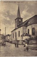 Carte Postale Ancienne De LORQUIN (Lörchingen) - Lorquin