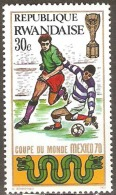 Rwanda 1970 354 World Cup  Unmounted Mint - Rwanda