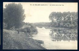Cpa Du 44 Le Cellier  La Loire Entre Les îles   JIP20 - Le Cellier