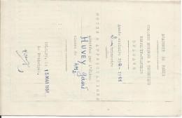 Académie De Paris /Notes Et Appréciations/Collége Moderne Et Technique Benjamin-Franklin/ORLEANS/Huvey/1950-1951  CAH124 - Diplômes & Bulletins Scolaires