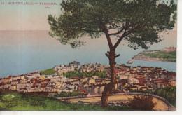 CPA - MONTE CARLO - PANORAMA - 11 - L. L. - Monte-Carlo