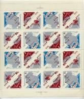 SOVIET UNION 1966 Antarctic Exploration Sheet With 8 Sets  MNH / **.  Michel 3181-83 - 1923-1991 USSR