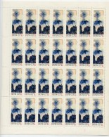 SOVIET UNION 1965 Kamchatka Volcanoes 12 K. Sheet 28 MNH / **.  Michel 3139 - 1923-1991 USSR