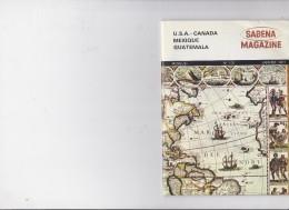 SABENA REVUE MENSUELLE N° 102_1/71 - Documents Historiques