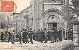 Mandailles      15      Sortie De Messe   (voir Scan) - Altri Comuni