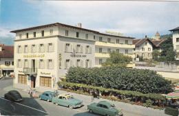 Hotel-Restaurant, VADUZ (Liechtenstein) , PU-1950s - Liechtenstein