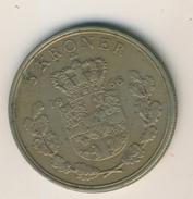 Dänemark Von 1966  5 Kronen  (48074) - Dänemark