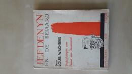 Jef Denyn En De Beiaard Door Louis Wachters, 1938, 101 Blz. - Livres, BD, Revues
