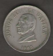 COLOMBIA 50 CENTAVOS 1965 - Colombia