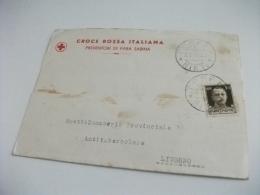 CROCE ROSSA ITALIANA PREVENTORI DI FARA SABINA - Croix-Rouge
