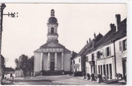 Jura - Mont-sous-Vaudrey - Place Jules Grévy - Non Classés