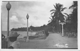 """06358 """"VENEZUELA - MACUTO - CARACAS"""" ANIMATA.  CART. ILL. ORIG. SPEDITA 1948 - Venezuela"""