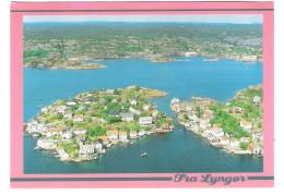 Norge - Norway - Lyngør - Norwegen