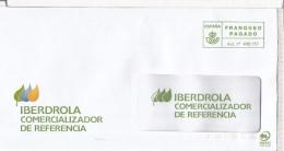 CC FRANQUEO PAGADO IBERDROLA ELECTRICIDAD ENERGIA - Electricidad