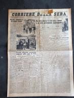CORRIERE DELLA SERA 17-GIUGNO-1943-MASCHIA COMPATTEZZA DEL POPOLO ITALIANO- - Libri, Riviste, Fumetti