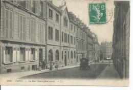 1835 - PARIS - LA RUE CHRISTOPHE COLOMB  ( Animées  ) - Arrondissement: 08