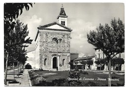 MARINA DI CARRARA - PIAZZA MENCONI VIAGGIATA  FG - Carrara