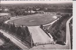 """18 CHER AUBIGNY SUR NERE  """" Le Stade Municipal J Morin """"  LAPIE  N°8 - Aubigny Sur Nere"""