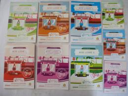 MILLAU (12) PLAN Et HORAIRES 2015 Du Réseau De Bus De La Communauté De Communes MILLAU GRANDS CAUSSES - Europe