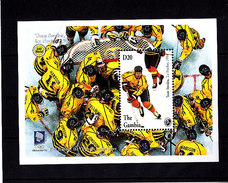 Olympics 1994 - Ice Hockey - GAMBIA - S/S MNH**