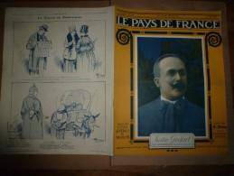 1917 LPDF :Nos Braves Sénégalais;British Army;Chemin Des Dames (Craonne);Reims;Strasbourg;S-marin Espagnol à Carthagène - Magazines & Papers