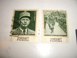 ARABY   Géneral De GAULLE  Stamp - De Gaulle (Général)