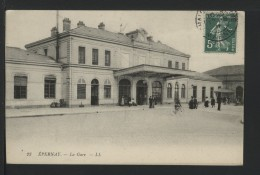 51 EPERNAY - La Gare - Epernay