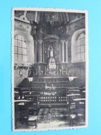 MARCOURT Chapelle Saint-Thibaut Intérieur / Marcour ( Mosa ) Anno 1956 ( Zie Foto Voor Details ) - Rendeux
