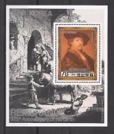 Corée Nord BF (I) Rembrandt **