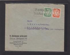 FR. VOLLMANN + RIZZOTTI,DANZIG 1934. - Allemagne