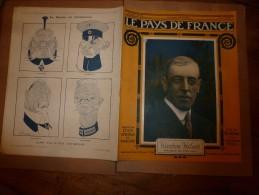 1917 LPDF :Golancourt;Wilson;CANONS LOURDS;Flavy-le-Martel;Jussy;Chauny;Ham;Puisieux;Chaulnes;Peronne;Nos Infirmières - Riviste & Giornali