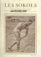 LES SOKOLS Second Numéro Spécial De La Gazette De PRAGUE VIIIème Fête Fédérale JUIN JUILLET 1926 HONGRIE 1 - Athlétisme