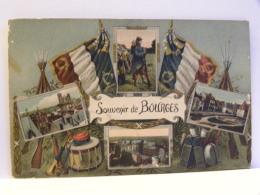 18 - BOURGES - Militaria - Souvenir De Bourges - Bourges