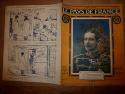 1917 LPDF :Armée Roumaine;Les Agents De Liaisons;Verneuil-Courtonne;Nesle;Bapaume;Beaulne;Chivry;Moussy;LA SOUPE;Berry- - Magazines & Papers