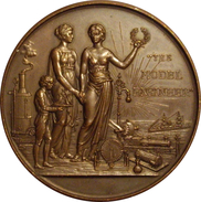 INGLATERRA. MEDALLA PREMIO DE INGENIERÍA. 1.929 - Professionnels/De Société