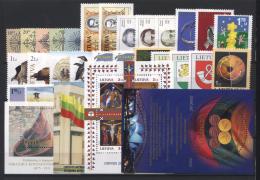 Lituania 2000 Annata Completa / Complete Year Set **/MNH VF - Lithuania