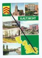 CPM -  Haumont  - Multivues - France